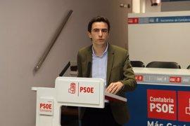 """El PSOE abordará propuestas para afrontar la """"pérdida continúa"""" de población en Santander"""