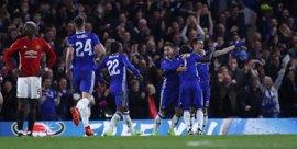 El Chelsea se mete en semifinales de la FA Cup tras vencer al Manchester United