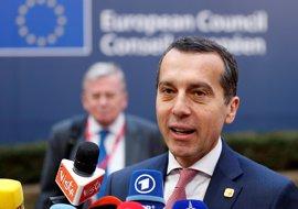 El canciller austriaco afirma que intentaría prohibir la presencia de un ministro turco en un mitin
