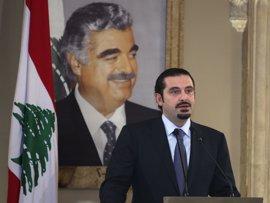 """Hariri pide a Exteriores que prepare una queja ante la ONU por las """"reiteradas amenazas"""" de Israel"""