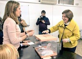 Isabel Bonig, proclamada candidata única a la presidencia del PPCV ante el XIV Congreso Regional
