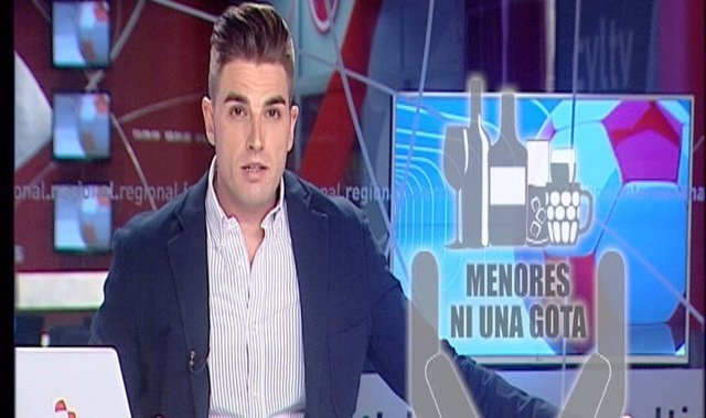 Javier Mardones, presentado de RTVCyL.