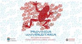 Un centenar de municipios salmantinos participará en el programa 'Provincia Universitaria'