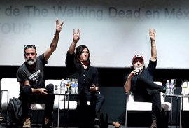 The Walking Dead: ¿Filtraron Rick, Negan y Daryl la marcha de una de sus protagonistas?