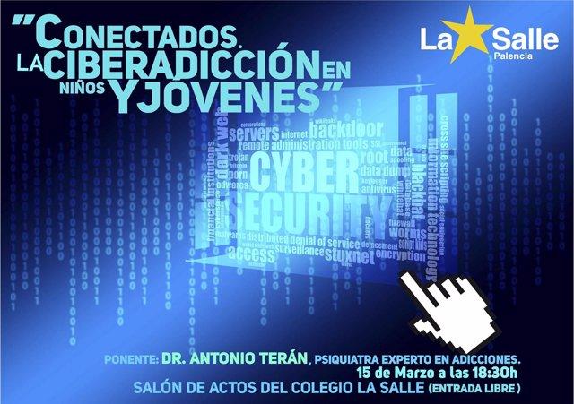 Palencia: Cartel de la conferencia