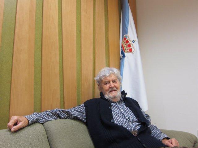 Xosé Manuel Beiras, entrevista con Europa Press enero de 2016