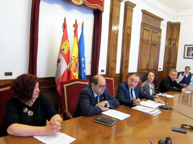 Presentación del curso y la jornada sobre protección del patrimonio en Salamanca
