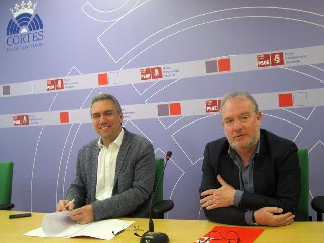 Valladolid. Grupo Parlamentario Socialista