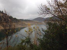 Los pantanos de la cuenca del Segura pierden cuatro hectómetros cúbicos en la última semana