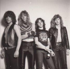 35 años del (decepcionante) primer concierto de Metallica, el 14 de marzo de 1982