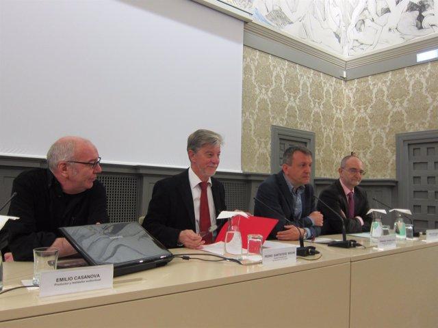 Presentación del documentla sobre Gargallo