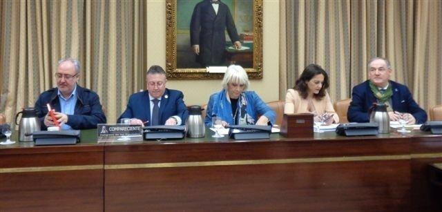 Comparecencia del presidente de CONCAPA en el Congreso