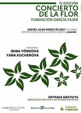 Concierto de la Fundación García Fajer