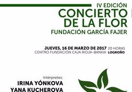 El Concierto de la Flor anticipará la primavera e incorporará a los alumnos del Proyecto Alba