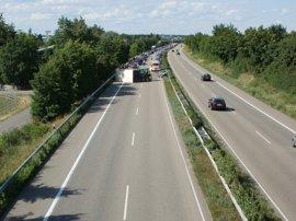 La tasa de fallecidos en accidentes de tráfico baja un 57% en Extremadura desde la llegada del carné por puntos