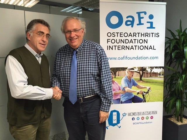 SETRADE y OAFI unidas en la prevención de la artrosis en deportistas