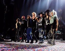 Más de 22.000 personas se inscriben en el sorteo de entradas para el concierto de Gun N'Roses