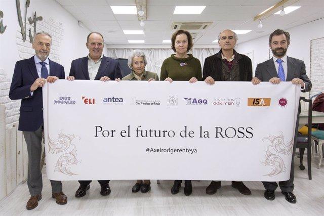 Mecenas y entidades culturales exigen nombrar a Axelrod como gerente de la ROSS
