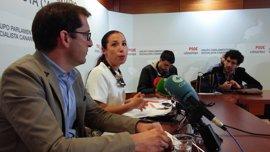 """PSOE acusa a CC de montar un """"escándalo"""" con las facturas de Sanidad para tapar el """"caos"""" del cierre de presupuestario"""