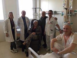 El ICO recibe más de 80.000 euros de la Fundació Oncolliga para enfermos de cáncer