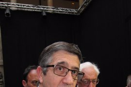 El socialista Patxi López visita este jueves Logroño