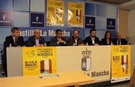 Un total de 41 expositores, en la XXIV Feria Regional del Mueble de Sonseca
