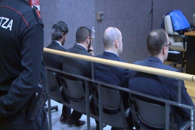 Juicio contra varios guardias civiles por presuntas torturas