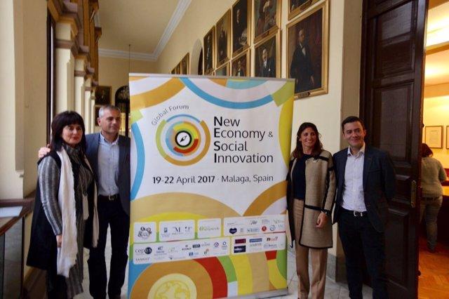 Presentación de NESI Forum