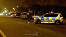 Sucesos.- Detenido un conductor tras sufrir un accidente teniendo vigente una orden de ingreso en prisión