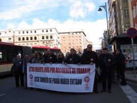 UGT, preocupada por el aumento de los accidentes laborales este año en Madrid