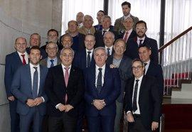 Alejandro Blanco recibe el apoyo unánime de las Federaciones olímpicas para ser reelegido como presidente del COE
