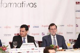 Rajoy y Santamaría apoyan este fin de semana a Cifuentes y Moreno en los congresos del PP madrileño y andaluz