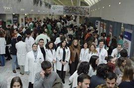 Más de 250 futuros residentes se interesan por la actividad asistencial e investigadora del Reina Sofía de Córdoba