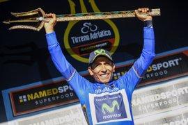 """Nairo Quintana: """"Todavía me falta un poco de preparación para el Giro"""""""