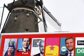 Los holandeses van a las urnas en unas elecciones acaparadas por Wilders y la inmigración