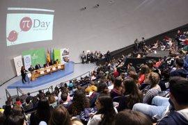 El número Pi celebra en Sevilla su día con una fiesta de divulgación de las matemáticas