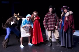 Ópera Divertimento regresa el 25 de marzo al Teatro Campos de Bilbao con 'Caperucita Roja, tu primera ópera'