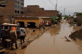 48 muertos y 500.000 afectados en Perú por 'El Niño'