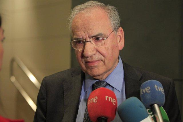 Alfonso Guerra  (archivo)