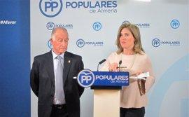"""PP-A pide a Susana Díaz """"mirar para su casa"""" y """"voluntad política"""" para cambiar el impuesto de sucesiones"""