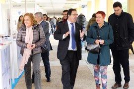 Más de 60 entidades de diferentes sectores participan en la VIII Feria de Empleo y Emprendimiento
