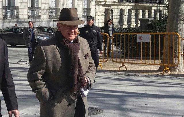 Marcelino Martín Blas, exjefe de Asuntos Internos de la Policía
