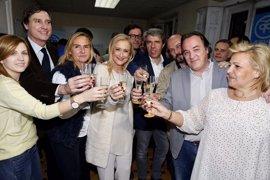 PP proclama a Cifuentes candidata única tras ganar a Asúa en todas las sedes salvo Tetuán, Puente de Vallecas y Cadalso