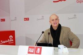 El Grupo Socialista reprende de nuevo a Odón Elorza por plantear más preguntas sobre Angrois tras la imputación de ADIF