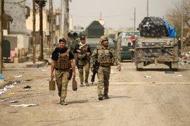 El Ejército iraquí mata al comandante del Estado Islámico en el oeste de Mosul