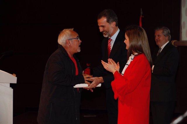 Andrés Iniesta, embajador honorario de la Marca España