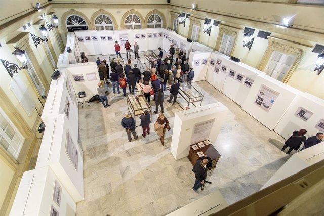 Exposición 'La Almería Industrial: Memoria Fotográfica de los Talleres Oliveros'