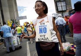El Parlamento venezolano declara la crisis humanitaria en el país