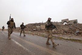 Las fuerzas de Irak toman una estación de tren ubicada cerca de la Ciudad Vieja de Mosul