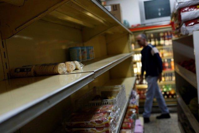 Emergencia alimentaria en Venezuela